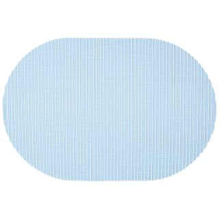 Foam Bath Mat 40 x 60cm - Blue