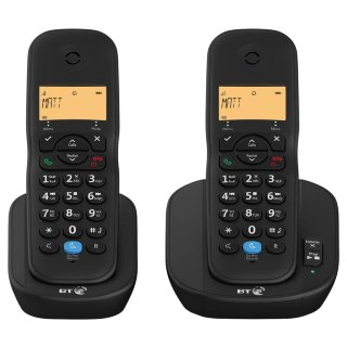 BT Cordless Twin DECT Phones