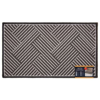 Printed Indoor Doormat 40 x 70cm - Stripes