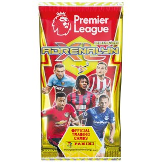 Premier League Adrenalyn XL 2019/20 Trading Cards 6pk