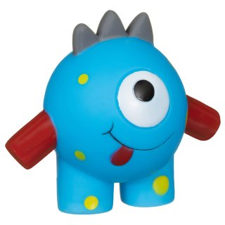 Monster Dog Toy - Blue