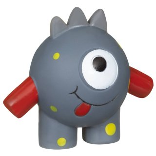 Monster Dog Toy - Grey
