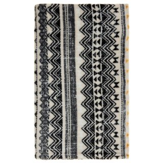 Tribal Super Soft Throw - Natural