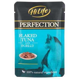 HiLife Perfection Flaked Tuna in Jelly 70g