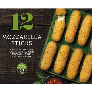 12 Mozzarella Sticks 175g