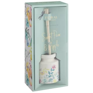 Floral Garden Reed Diffuser - Sweet Pear & Apple