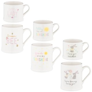 Mummy & Me Mug Set 2pk - Little Ray of Sunshine