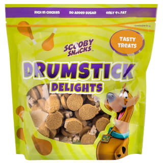 Scooby Snacks Drumstick Delights 700g