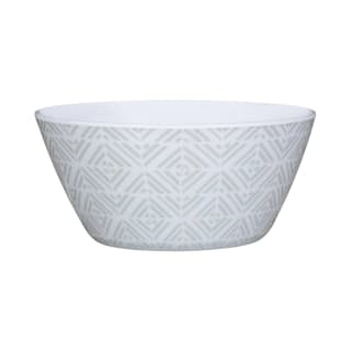 Boho Small Picnic Bowl - Grey