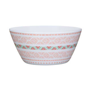 Boho Small Picnic Bowl - Pink