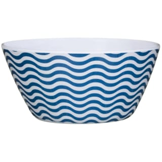 Large Riviera Serving Bowl - Waves