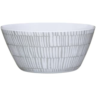 Large Nordic Serving Bowl - Grey