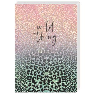 A5 Notebook - Wild Thing