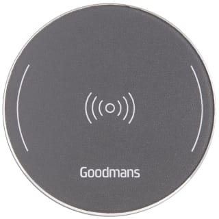 Goodmans Metallic Wireless Charging Pad - Grey