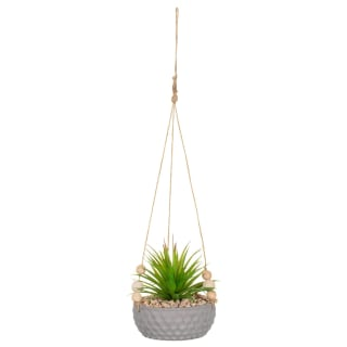 Hanging Artificial Plant with Beads