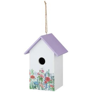Glennwood Bird House - Floral