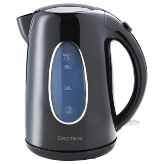 Goodmans Jug Kettle 1.7L - Black