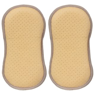 Glass & Tile Buddy Cleaning Pads 2pk - Brown