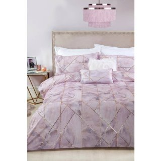 Crystal Marble King Duvet Set