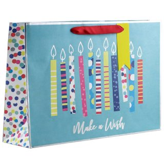 Luxury Shopper Gift Bag - Make a Wish