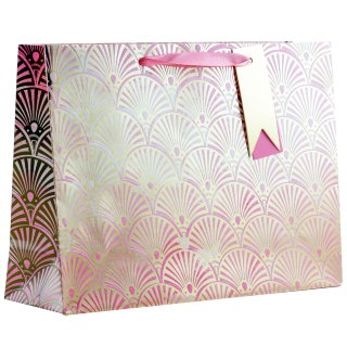 Luxury Shopper Gift Bag - Shells