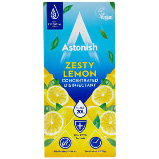 Astonish Concentrated Disinfectant 500ml - Zesty Lemon
