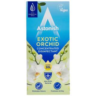 Astonish Concentrated Disinfectant 500ml - Exotic Orchid