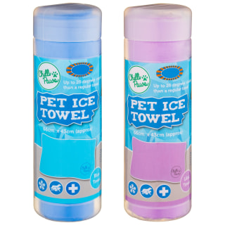 Pet Ice Towel - Blue