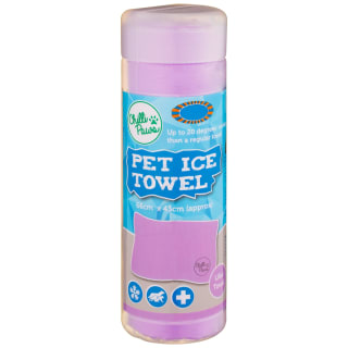 Pet Ice Towel - Lilac