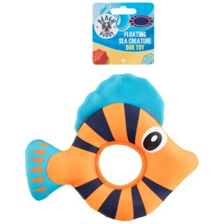 Sea Creature Dog Toy - Fish
