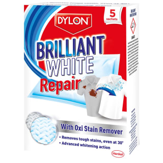 Dylon Brilliant White Repair 5pk