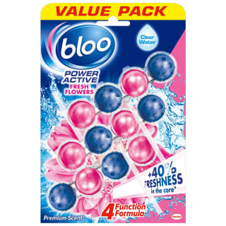 Bloo Power Active 3pk - Fresh Flowers