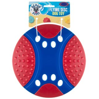 Flying Disc Dog Toy - Blue
