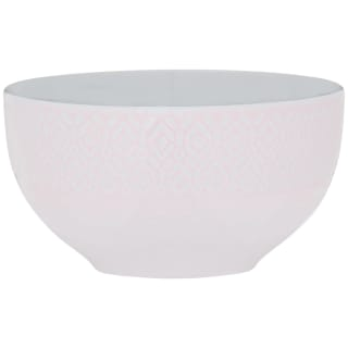 Blush Embossed Bowl 5.5""
