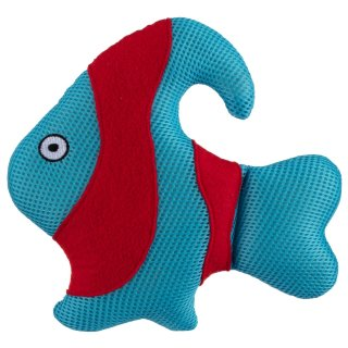 Soak & Freeze Cooling Fish Toy - Blue