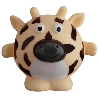Jungle Vinyl Dog Toy - Giraffe