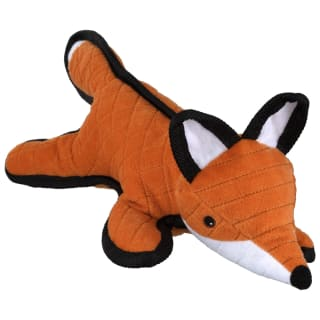 Plush Critter Dog Toy - Fox
