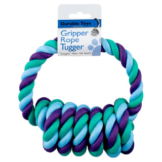 Gripper Rope Tugger - Green