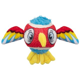 Bouncy Buddy Dog Toy - Parrot