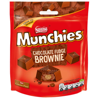 Munchies Chocolate Fudge Brownie 101g