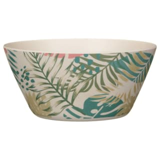 Tropical Bamboo Bowl