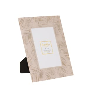Palm Glitter Photo Frame 4 x 6""