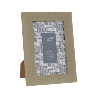 "Nautical Photo Frame 4 x 6"" - Brown"