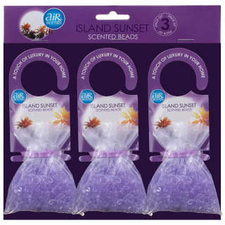 AirScents Scented Beads 3pk - Island Sunset