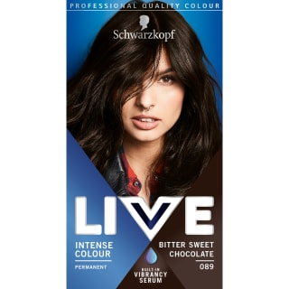 Schwarzkopf Live Intense Colour - Bitter Sweet Chocolate