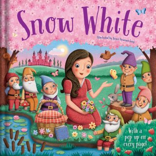 3D Pop Up Book - Snow White
