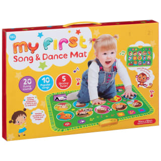 My First Song & Dance Mat