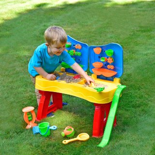 Deluxe Sand & Water Play Table
