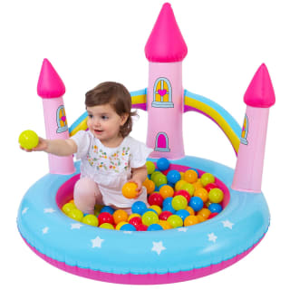 Inflatable Ball Pit - Princess Castle