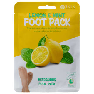 Skin Techniques Lemon & Mint Foot Pack